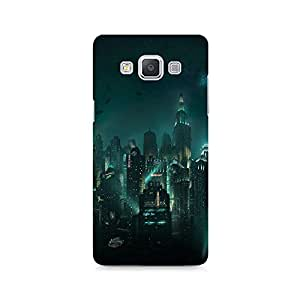 TAZindia Designer Printed Hard Back Case Mobile Cover For Samsung Galaxy A5