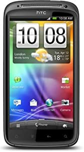 Cell phone deals online  HTC Sensation Z710E Unlocked GSM Android Smartphone with Wi-Fi, GPS and 8 MP Camera - Unlocked Phone - International Version - Black