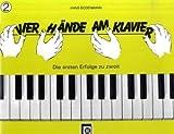 Vier Hände am Klavier Bd.2 - Hans Bodenmann