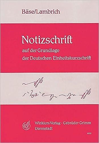 Stenographie wörterbuch