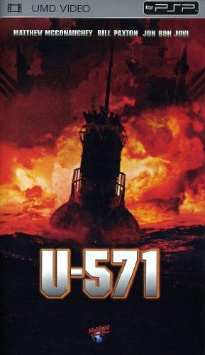 U-571 [UMD Universal Media Disc]