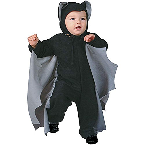 Grey Cute-T Bat Toddler Costume - Toddler (2-4)