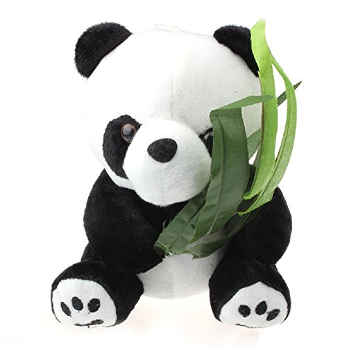 Child Stuffed Panda, Misaky Cute Soft Soft Animal Doll Toy Gift 20cm (Book For 16 Year Old Girl compare prices)