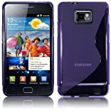 "Iprotect ORIGINAL SAMSUNG GALAXY S2 I9100 TPU CASE S-LINE HIGHCLASS LILA / PURPLEvon ""iprotect"""