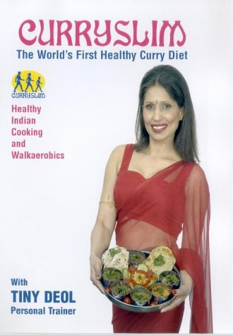Curryslim - The World's First Healthy Curry Diet [2003] [DVD]