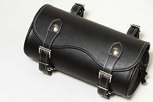 デグナー(DEGNER) ナイロンツールバッグ PVC(合成皮革) 28.5xφ12cm ブラック NB-24