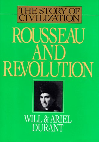 Image of Rousseau and Revolution