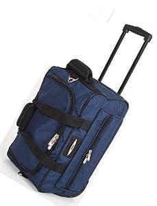 Jeep Wheeled Holdalls 18 inch Flight Hand Luggage Bag 568N