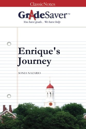 enriques journey analysis Enrique's journey summary & study guide includes detailed chapter summaries and analysis, quotes, character descriptions, themes, and more.