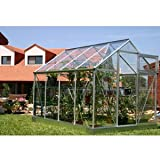 STCSL608 Greenline 6- By 8-Foot Backyard Hobby Greenhouse