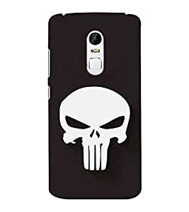 EPICCASE The Punisher Mobile Back Case Cover For Lenovo Vibe X3 (Designer Case)