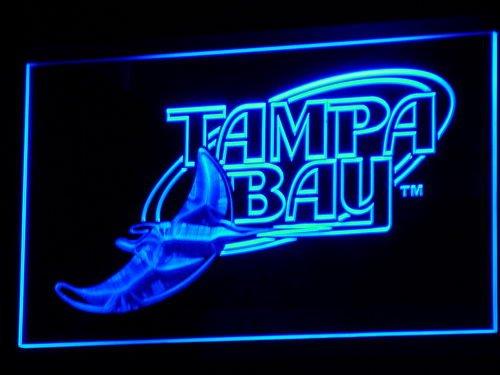 Tampa Bay Rays Neon Light Rays Neon Sign Neon Rays Light
