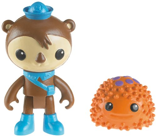 Fisher-Price Octonauts Shellington and The Sea Urchin - 1