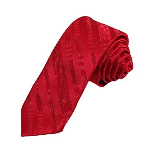 DAE7A02-Various-Stripes-Microfiber-Skinny-Tie-Fitness-Fabric-By-Dan-Smith