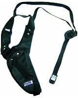 Swiss Arms 201245 - Fondina ascellare verticale, colore: Nero