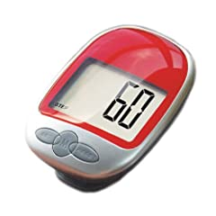 Buy 793 Multi-function Sport Pocket Pedometer Step distance calories  Counter Outdoor by Haptime