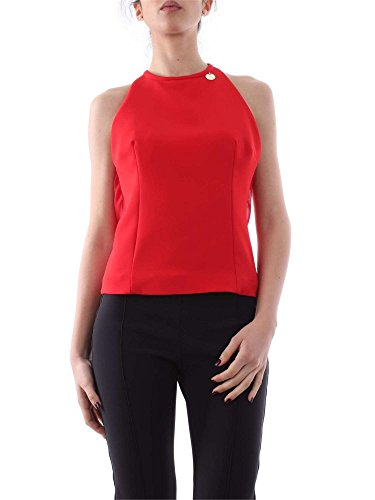 MANGANO BAY ROSSO TOP Donna ROSSO 40