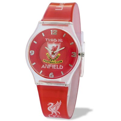 Official Liverpool FC Kids Watch - A Great Christmas Presents for your Kids