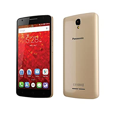 Panasonic P50 IDOL (Metallic Gold)