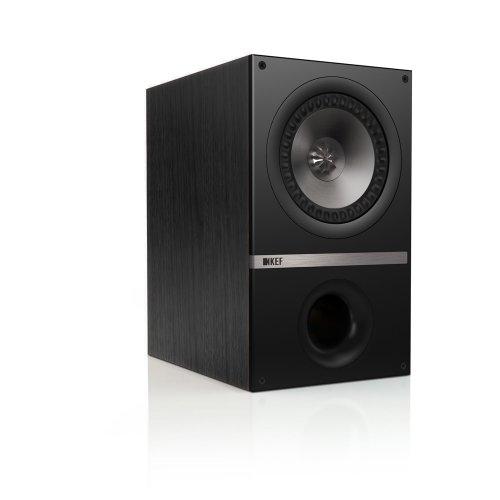 Kef Kompaktlautsprecher Q300 eiche-schwarz (Paar)