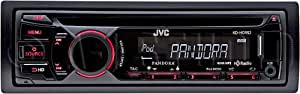 JVC KDHDR52 HD Radio-USB-CD Front AUX Receiver