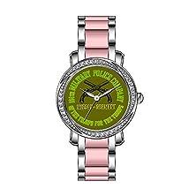 buy Tp Women'S Watch Customize Wristwatch Pink Band Wristwatch Tp-3F2C0-35 Stainless Steel Watches Fashion Wristwatch