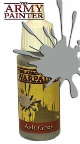 Army Painter WP1117 Warpaints - Ash Grey, 18 ml