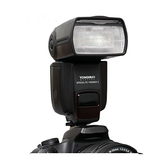 YONGNUO-YN565EX-II-E-TTL-Camera-Flash-Speedlite-for-Canon-DSLR-Cameras