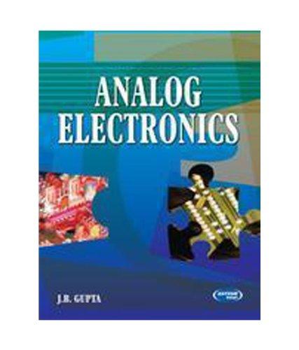 Analog Electronics (PTU)