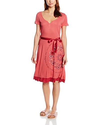 Desigual Dress Vest_Similar, 7054 Geranium, L