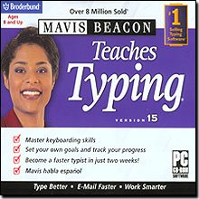 Mavis Beacon Teaches Typing 15 [OLD VERSION]