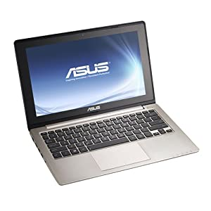 "ASUS Vivobook S200E-CT256H - Portátil de 11.6"" (Intel Core i3  4 GB de RAM, 320 GB, Intel HD Graphics 4000, Windows 8, 64-bit), plateado - Teclado QWERTY español"