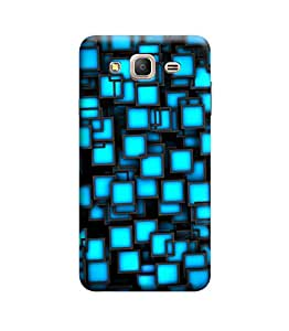 Ebby Premium Back Cover For Samsung Galaxy On7