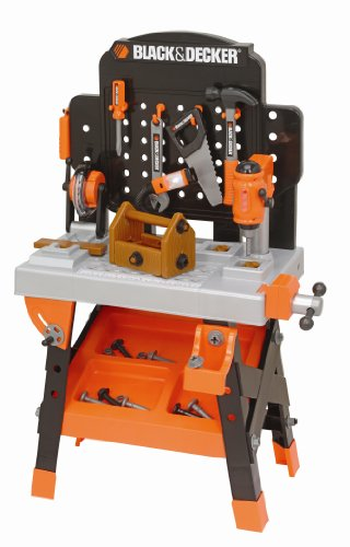 Black And Decker Junior Power Tool Workshop (Closed Box)