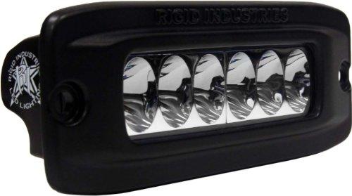 Rigid Industries 93431 Srq2 White Driving Led Light Flush Mount