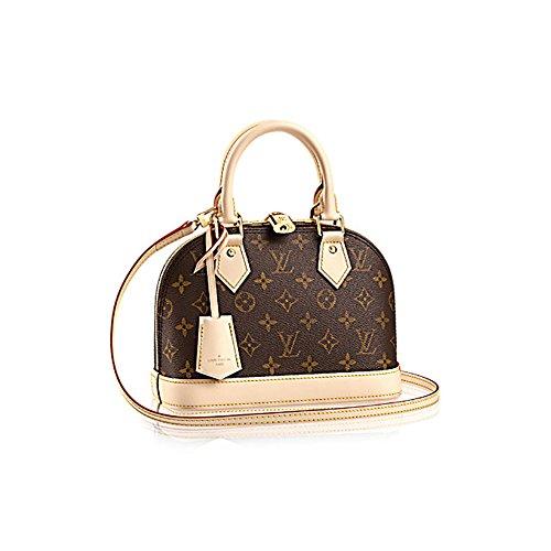 Louis Vuitton Monogram Canvas ALMA BB Hand Cross-Body Carry Handbag Article: M53152 (Louis Vuitton Clothes compare prices)