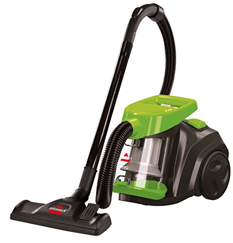 Bissell Zing Bagless Canister Vacuum, 1665 - Corded (Canister Vacuums For Carpets compare prices)