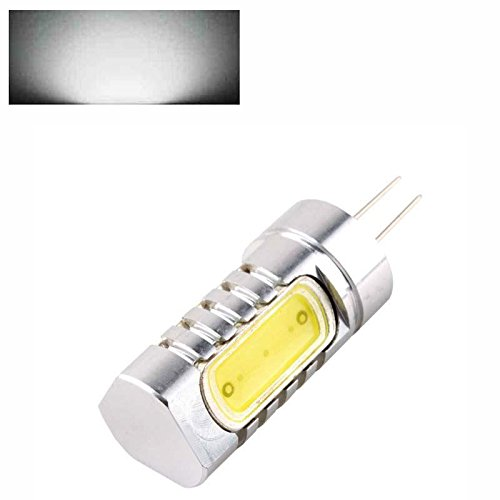 Fashion Partical G4 4.5W Cob Led Home Rv Boat Light Bulb Lamps Warm Pure White Dc 12V