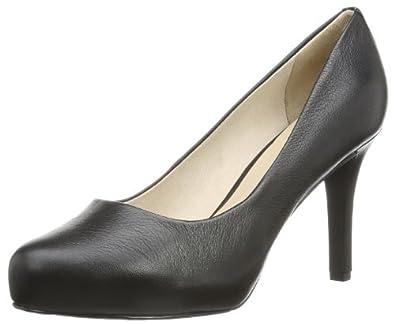 Rockport Womens STO7H95 Plain Pump Court Shoes V77387 Black II 3 UK, 36 EU, 5.5 US, Regular
