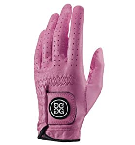 G/FORE Women's Golf Glove - Blossom( COLOR: Pink )