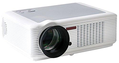 Luxburg LUX2000 - Proyector (LCD, 1080p Full HD, 2000 lúmenes)