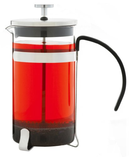 GROSCHE YORK French Press Coffee and tea maker, 1.0l 34 fl. oz 8 cup (3 coffee mugs). All ...