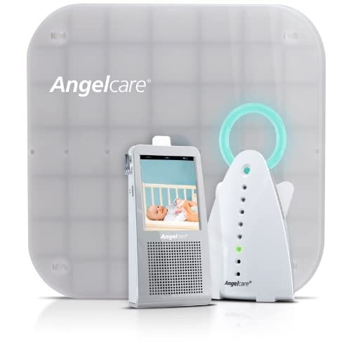 Angelcare AC1100 Digital Video, Movement & Sound Monitor