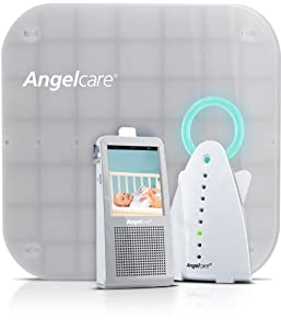 angelcare ac1100 digital video movement and sound baby monitor. Black Bedroom Furniture Sets. Home Design Ideas