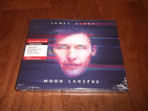 James Blunt - Moon Landing [Bonus Tracks] - Zortam Music