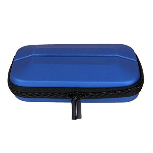 Bleu transporter achat vente de bleu pas cher for Housse nintendo 2ds