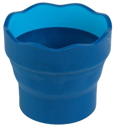faber-castell-181510-p2-vaso-plegable-pack-de-2-unidades-color-azul