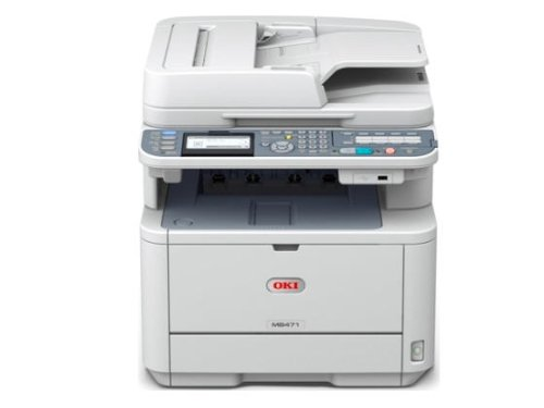 Lowest Price! Oki Data MB MB471 Monochrome Printer with Scanner and Copier
