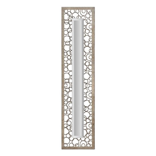 Ren-Wil Mt1330 Dorran Panel Wall Mount Mirror By Jonathan Wilner, 60 By 14-Inch front-981446