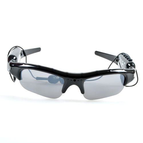 Great Deal! SuperstarTM Sunglasses 4 in 1 MP3 Player DVR Mini Camera Camcorder Video Recorder Suppor...
